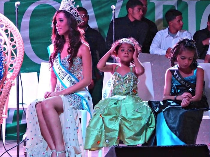 Miss Vieques 2013- Patronales