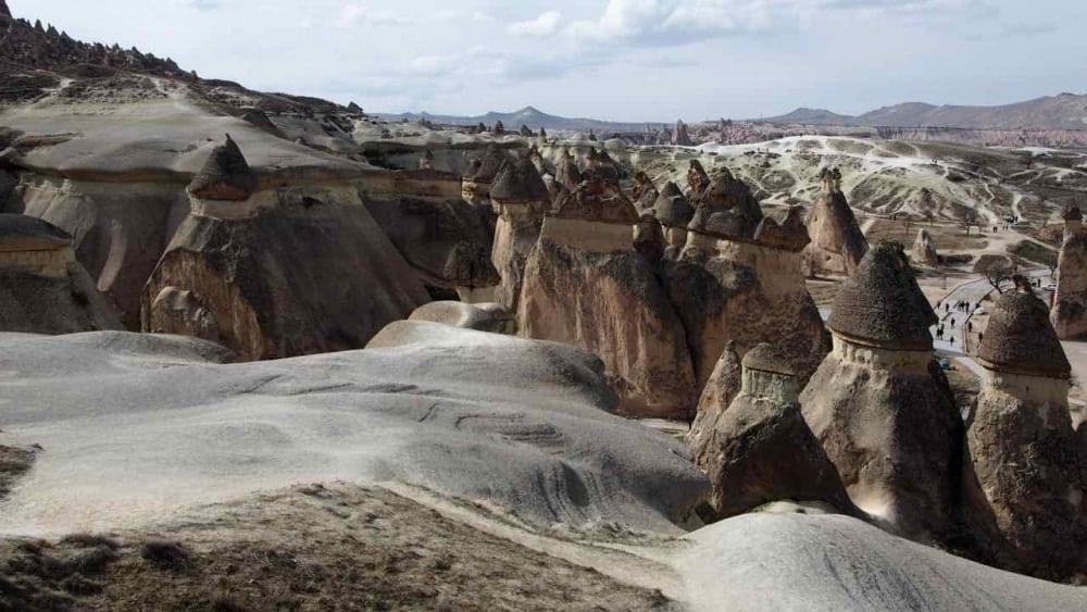 REVIEW Taskonaklar Hotel Cappadocia Turkey