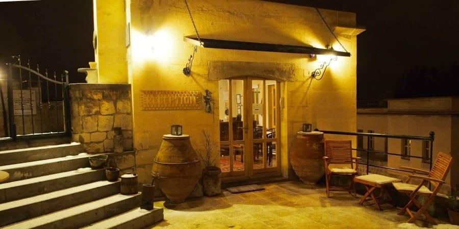 Taskonaklar Hotel Cappadocia Turkey