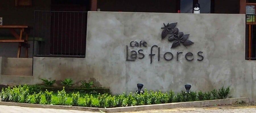 Las Flores Coffe Plantation Mombacho Nicaragua
