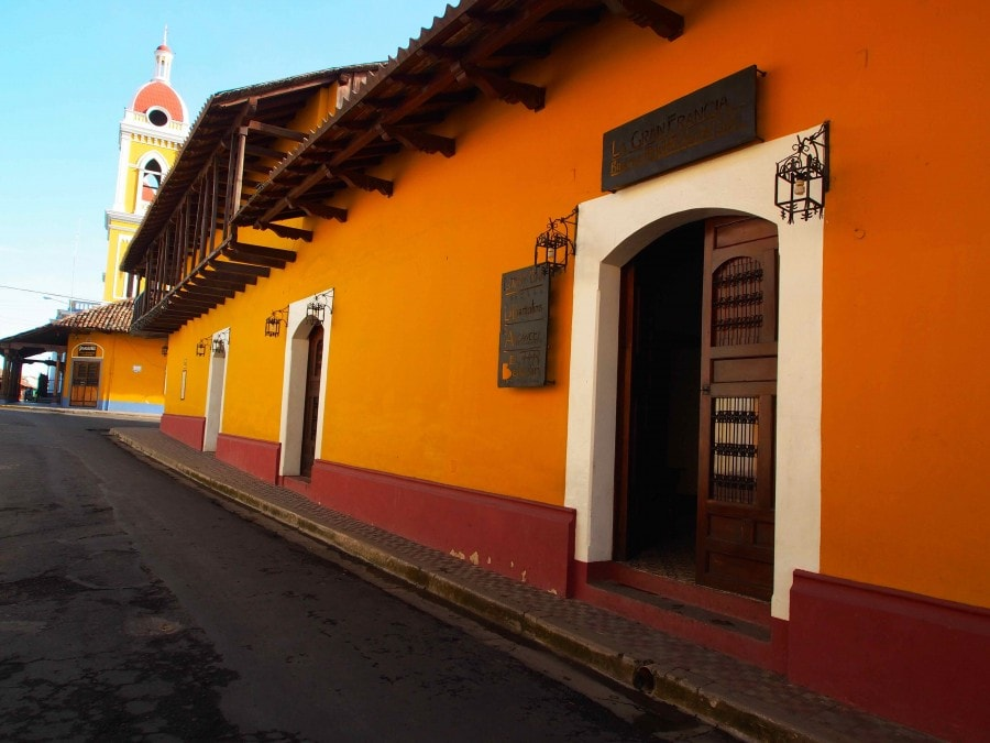 La Gran Francia Hotel Granada, Nicaragua