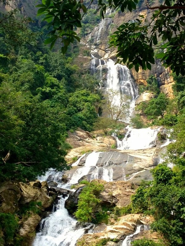 Waterfalls- Sri Lanka