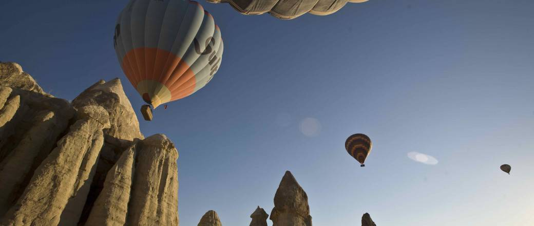 What Do Hot Air Ballooning In Cappadocia And A Couple Of Farm Animals Have In Common?